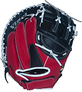 VINCI Adult Fortus 32.5-Inch Fastpitch Softball Catcher's Mitt Size: Right Hand