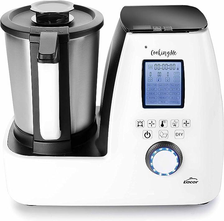Robot da cucina [classe di efficienza energetica a] lacor 69561i