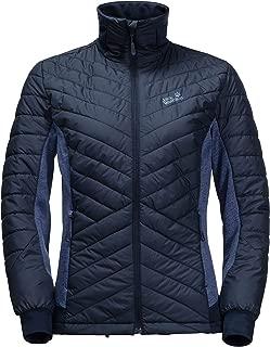 Jack Wolfskin Women's Lyse Valley Insulated Hybrid Down-Fiber Jacket