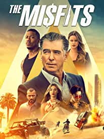 Now in Select Theaters, On Digital and On Demand THE MISFITS arrives on DVD Aug. 10 from Paramount