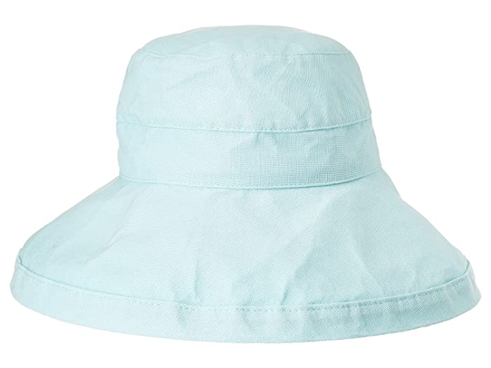 Scala Big Brim Cotton Sun Hat
