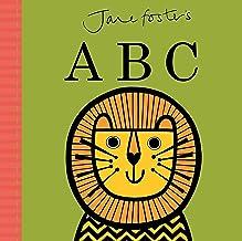 Jane Foster's ABC (Jane Foster Books) (English Edition)