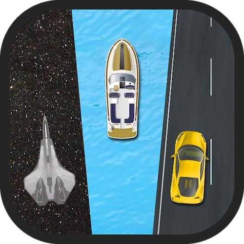 Infinite Survival (Land, Sea & Space)