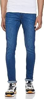 Wrangler Men's Skinny Fit Jeans (W38701W22SMU030033_Jsw-Indigo_30W x 33L)