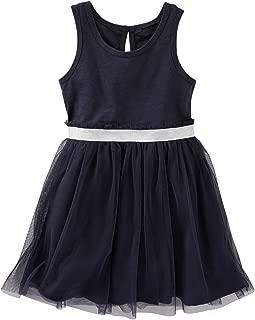 Baby Girls' 2 Piece Fancy Free Dress - Navy