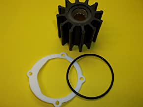 RELIABLE PARTS SYSTEMS Water Pump Impeller for Volvo Penta 3.0 4.3 5.0 5.7 8.1 V6 V8 Engines. Johnson F6B-9 09-812B and Indmar