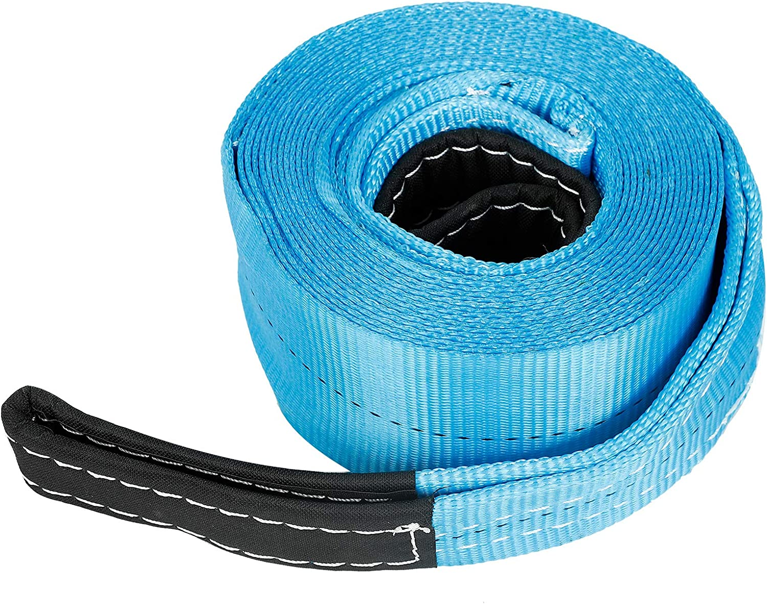 BLACKHORSE-RACING Recovery Tow Strap Recommendation Mesa Mall 4