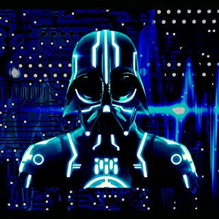Cyborg Rays Live Wallpaper