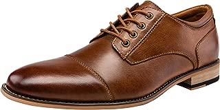 Men's Oxford Leather Dress Shoes Formal Shoes for Men