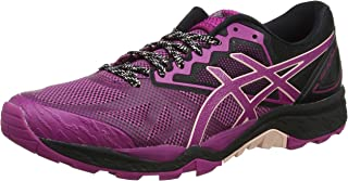 ASICS Gel-Fujitrabuco 6 Womens Running Trainers T7E9N Sneakers Shoes