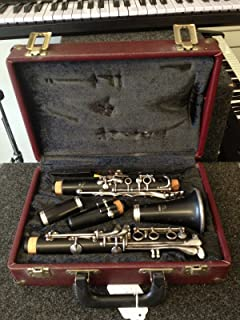 Yamaha YCL-52 Intermediate Wood Clarinet