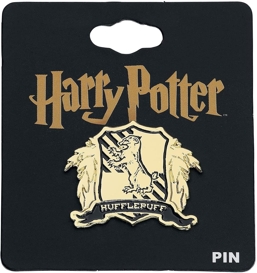 Harry Special sale item Potter Hufflepuff Pin Lapel Max 42% OFF