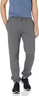 Lacoste Men's Sport Brushed Fleece Pant with Elastic Leg Opening