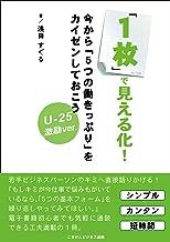 「1枚」で見える化!今から「5つの働きっぷり」をカイゼンしておこう【ver.U-25】 ごきげんビジネス出版