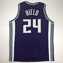 Unsigned Buddy Hield Sacramento Purple Custom Stitched Basketball Jersey Size Men's XL New No Brands/Logos