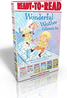 The Wonderful Weather Collector's Set: Rain; Snow; Wind; Clouds; Rainbow; Sun