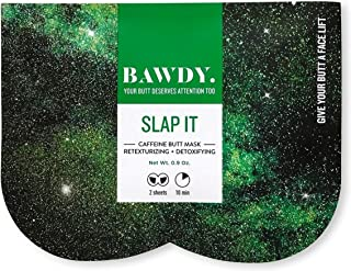 BAWDY Slap It - Caffeine Butt Mask - Retexturizing + Detoxifying