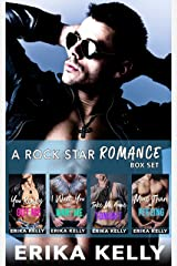 A Rock Star Romance Box Set Kindle Edition