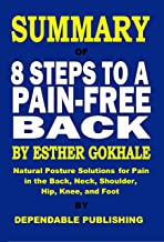 Best 8 steps to a pain free back kindle Reviews