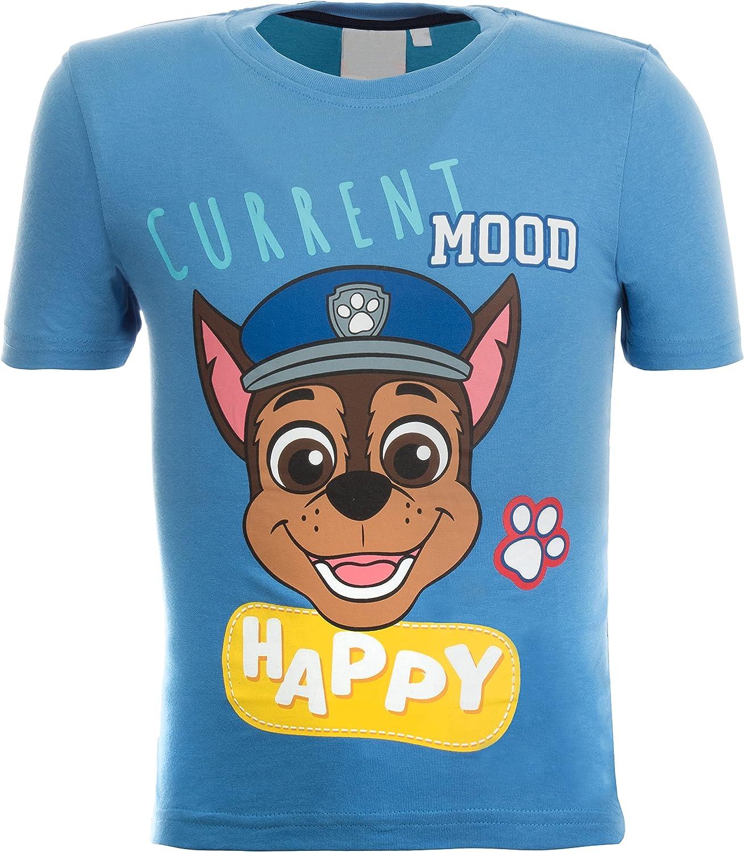 PAW Patrol - T-Shirt für Jungen, Blau