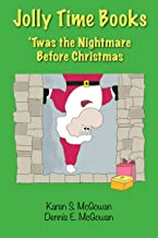 Jolly Time Books:  'Twas the Nightmare Before Christmas