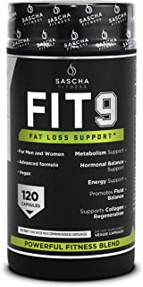 green tea fat burner by SASCHA FITNESS