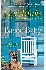 Bayou Baby (Butterfly Bayou Book 2) Kindle Edition