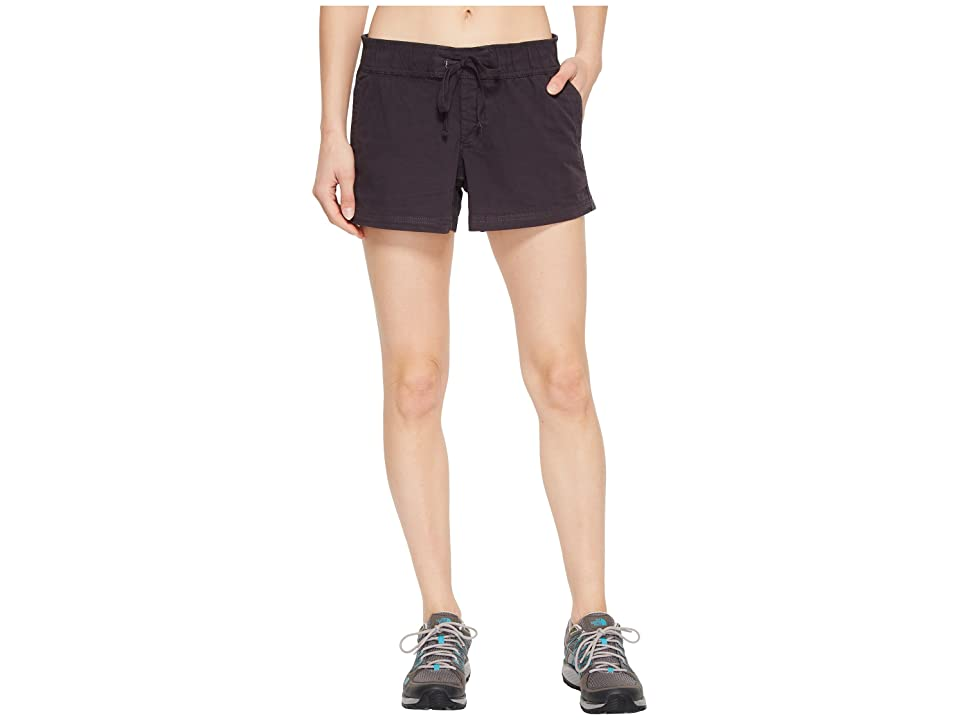 The North Face Basin Shorts (Weathered Black) Women