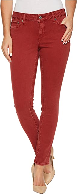Lucky Brand - Lolita Skinny in Custom Brick Red