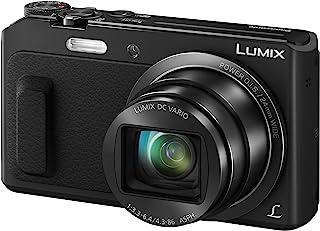 Panasonic Lumix DMC-TZ58 EG-K Fotocamera digitale, Nero