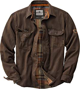Legendary Whitetails Journeyman Flannel Jacket