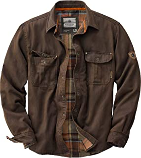 Mens Journeyman Rugged Shirt Jacket