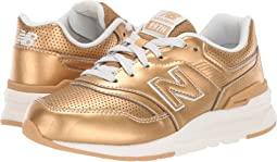 Classic Gold Metallic/Sea Salt