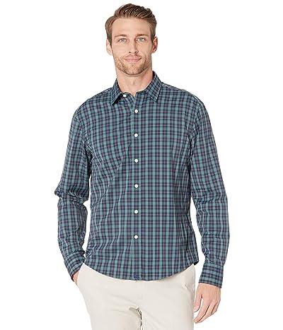 UNTUCKit Wrinkle Free Performance Gangard Shirt (Green) Men
