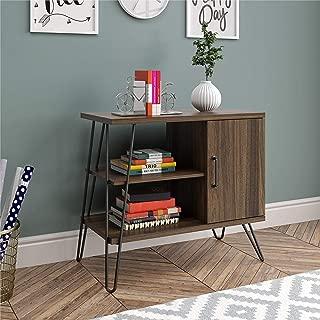Ameriwood Home Haven 3 Shelf, Walnut Bookcase