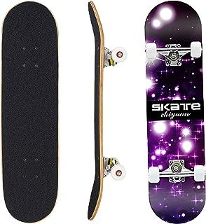 Geelife Skateboard 7 Layers Decks 31