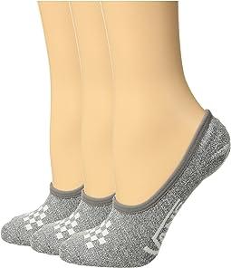 Basic Heathered Canoodle 3-Pack Socks