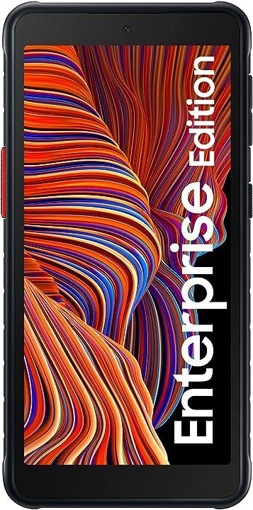 Smartphone samsung galaxy xcover 5 ee nero dual sim outdoor sbloccato senza branding B08XMQ73C1