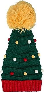 Christmas Tree Beanie - Warm Winter Hat - Unisex