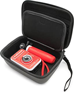 CASEMATIX Toy Camera Case Compatible with VTech Kidizoom Creator Cam Video Camera and Vtech Kidizoom Camera Accessories, I...