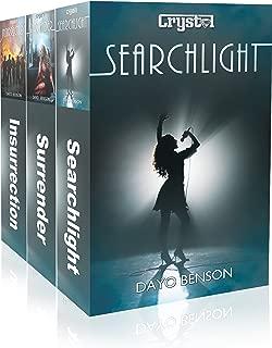 The Crystal Series Boxed Set: A Spiritual Warfare Romantic Thriller Series (Books 1-3)