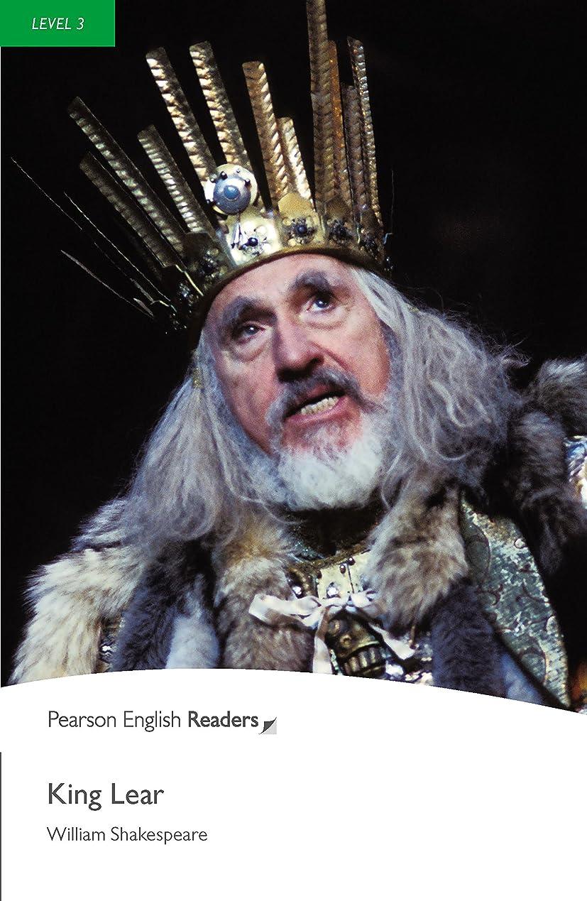 リーンメンダシティ社会主義Level 3: King Lear (Pearson English Graded Readers) (English Edition)