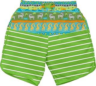 i play. Baby Boys Trunks with Reusable Swim Diaper