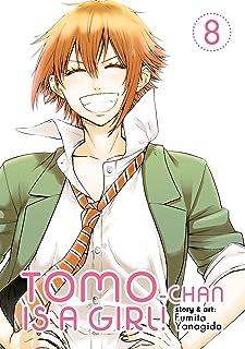 Tomo-chan is a Girl! Vol. 8