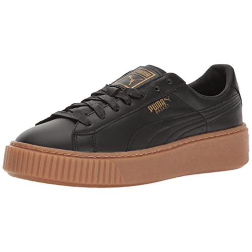PUMA Women s Basket Platform Core Fashion Sneaker 0f078703c