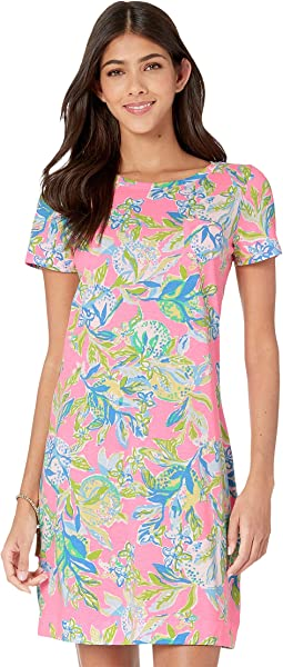 dd4d92b6c5aac5 Lilly Pulitzer. Short Sleeve Marlowe. $98.00. Multi Squeeze The Day