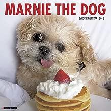 Marnie the Dog 2018 Calendar