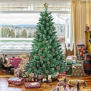 Decorazioni Natalizie 1 Euro.Amazon It Alberi Di Natale Artificiali 20 50 Eur Alberi Di Natale Artificiali Deco Casa E Cucina