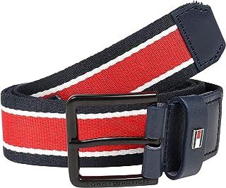 Tommy Hilfiger Men's Urban Webbing 3.5 Belt