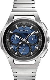 Bulova Mens Curv Bracelet - 96A205